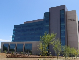 New County Courts Building